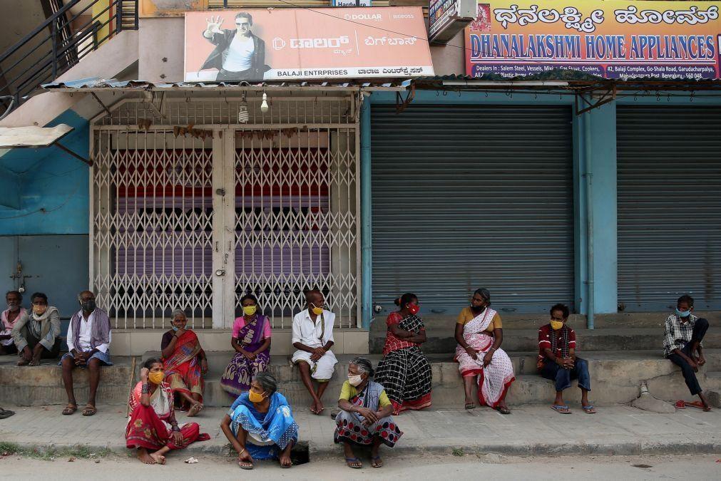 Covid-19: Variante da Índia é a quarta considerada preocupante pela OMS