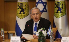 Netanyahu garante que Israel usará