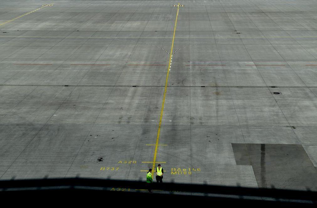 Erro humano e pista molhada terão causado despiste de avião em Moçambique