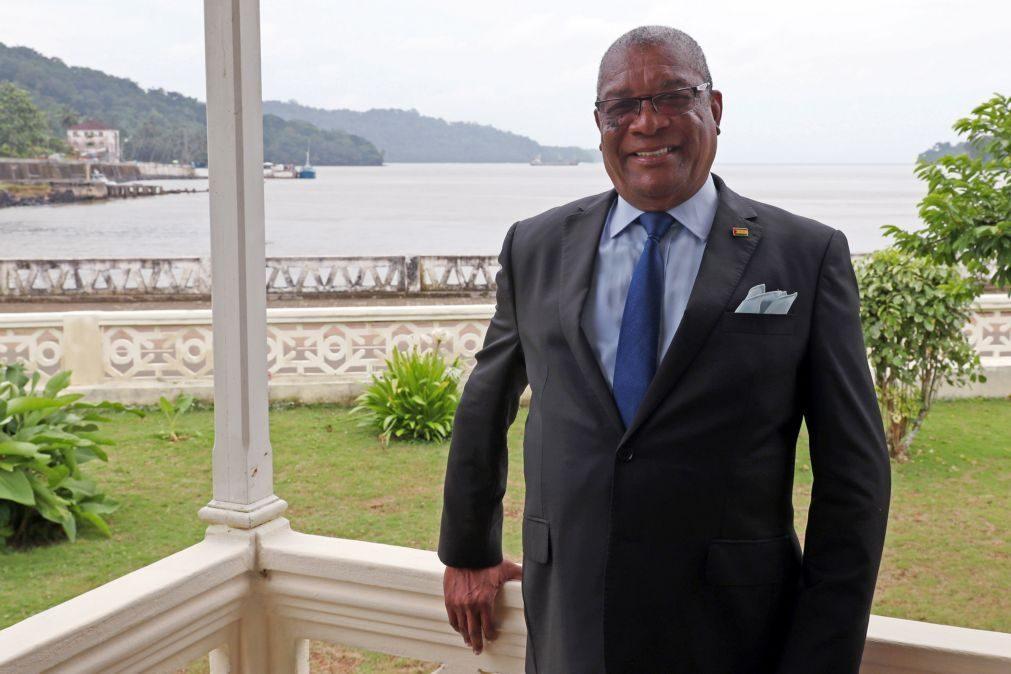 PR de São Tomé e Príncipe visita a Guiné-Bissau entre 18 e 22 de maio