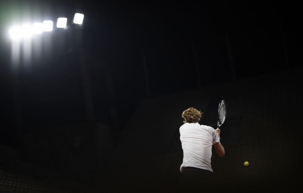 Covid-19: Roland Garros autorizado a receber cinco mil espetadores diários
