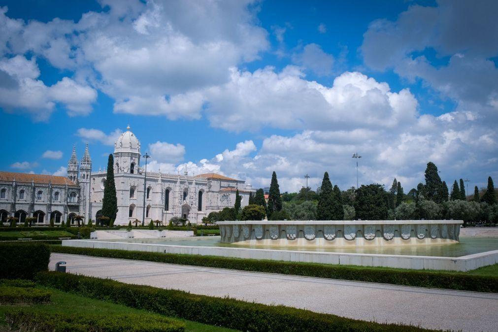 Covid-19: Museus e monumentos nacionais somam 26 mil visitas em três semanas de reabertura