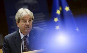 Bruxelas fala em crescimento