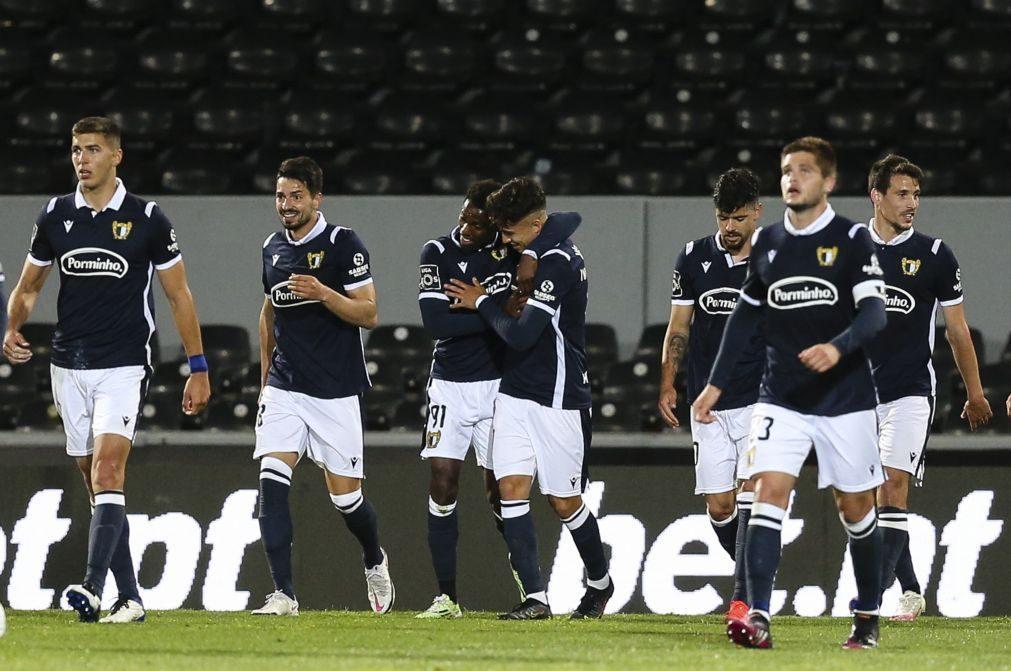 Famalicão vence em Guimarães e garante manutenção na I Liga