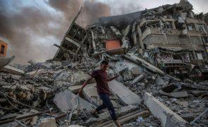 Jerusalém: Biden falou telefonicamente com primeiro-ministro israelita