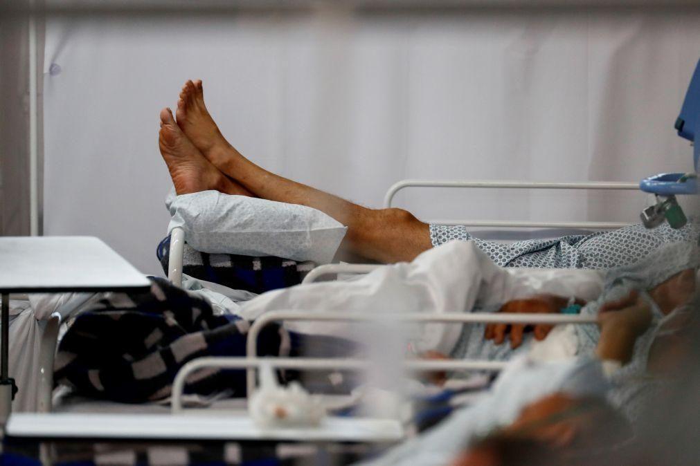 Covid-19: Brasil chega a 15,3 milhões de casos e 428 mil mortos
