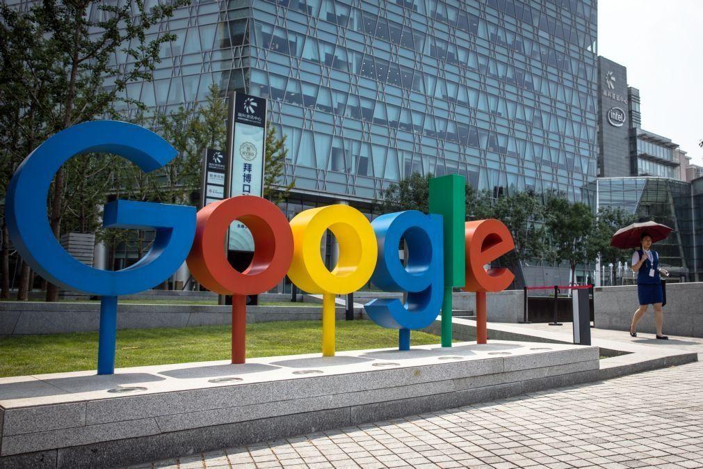 Itália impõe multa de 100 milhões de euros à Google