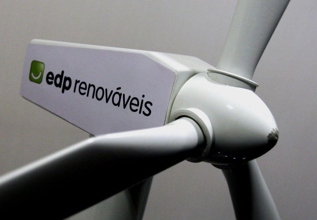 Lucro da EDPR tem queda de quase 40% no 1.º trimestre