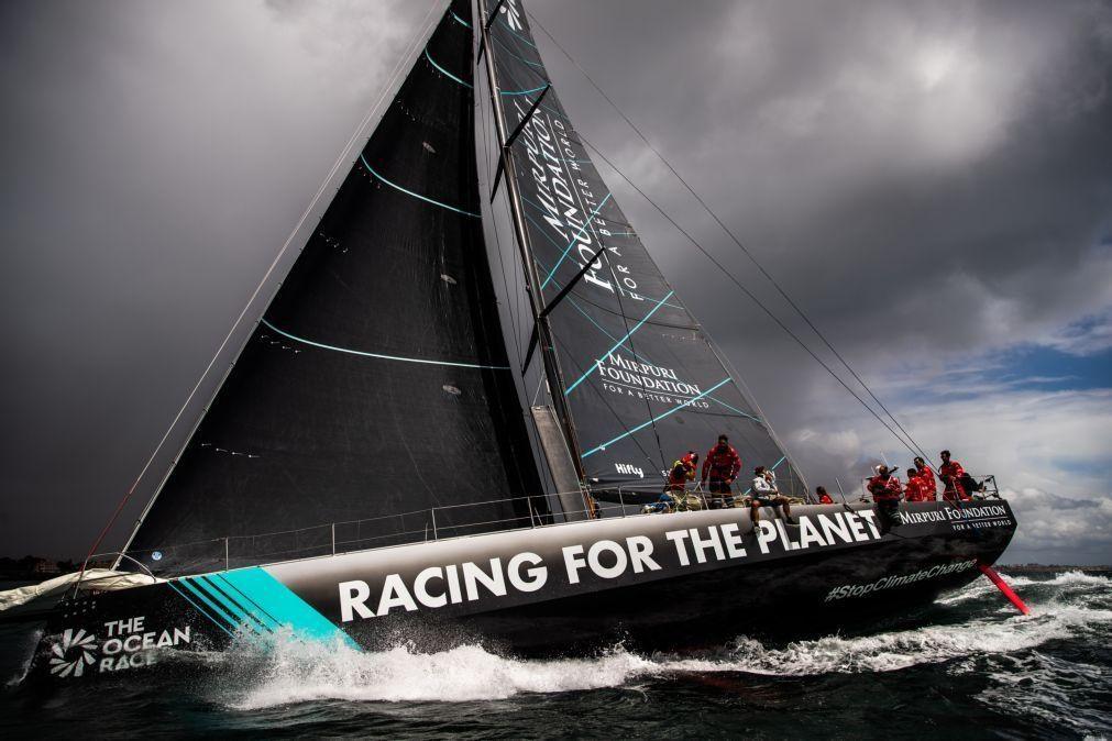 Equipa portuguesa afina detalhes com vista à vitória na Ocean Race Europe