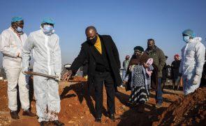 Covid-19: África com mais 301 mortos e 8.746 novos casos nas últimas 24 horas