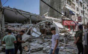 Jerusalém: Hamas dá conta de mais de 80 palestinianos mortos em ataques israelitas em Gaza