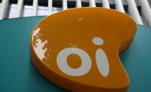 Operadora brasileira Oi com prejuízo de 546 milhões de euros no 1.° trimestre