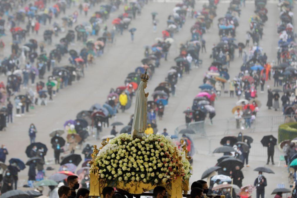 Peregrinação ao Santuário de Fátima sem incidentes - GNR