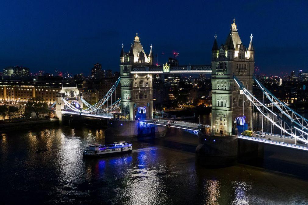 Covid-19: Reino Unido regista 11 mortes pelo segundo dia consecutivo