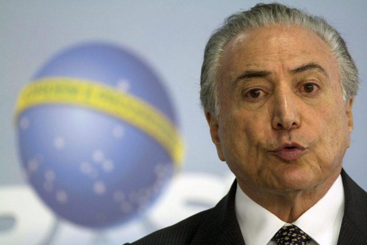 Presidente do Brasil lamenta novo massacre em prisão de Roraima