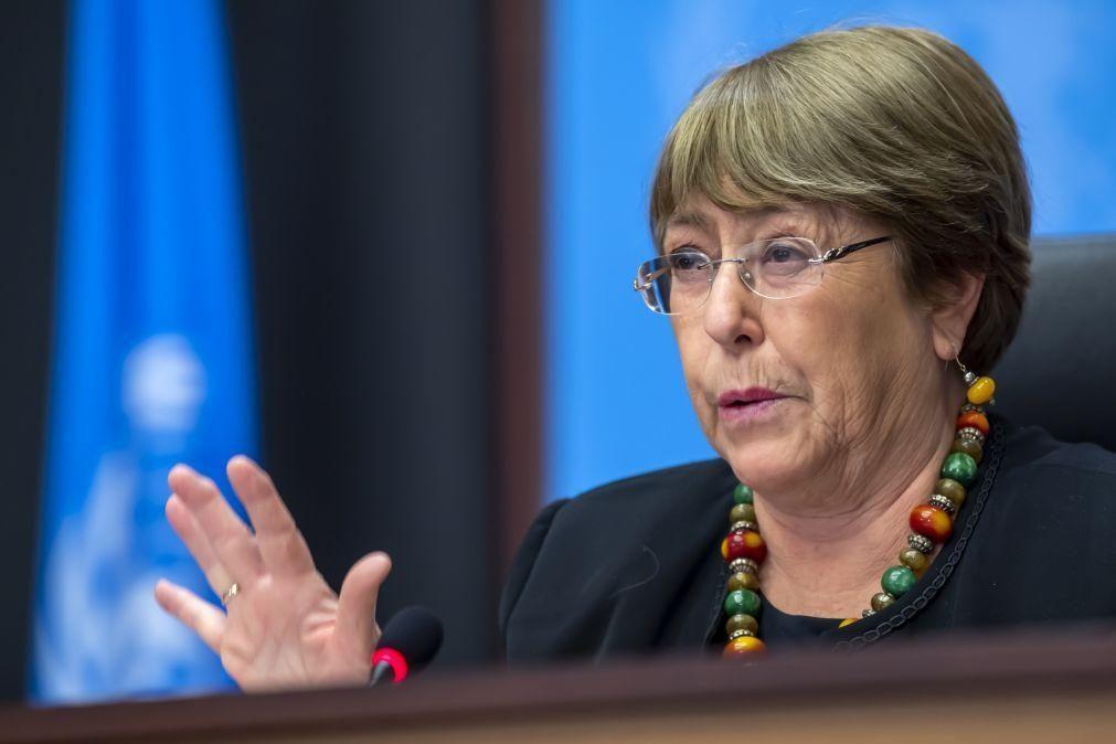 Covid-19: Alta comissária da ONU aponta vacinas como novo foco de desigualdade