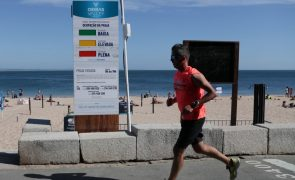 Covid-19: Incumprimento das regras relativas às praias sujeito a multas - Governo