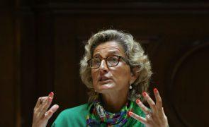 Ana Abrunhosa diz que regionalização não está