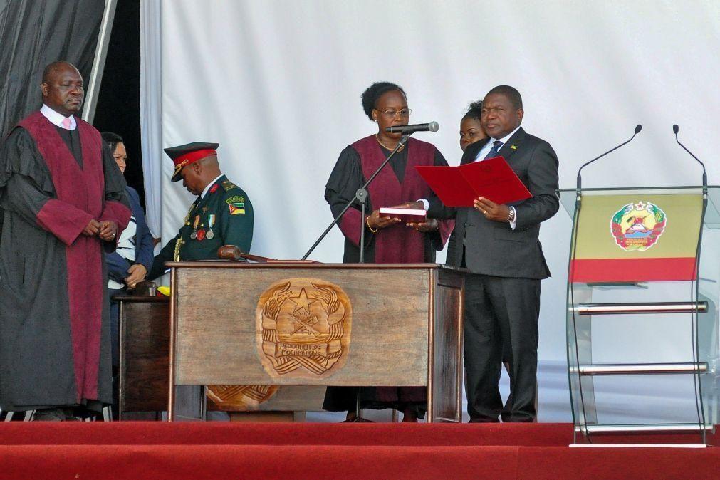 PR considera assustadores números da corrupção em Moçambique