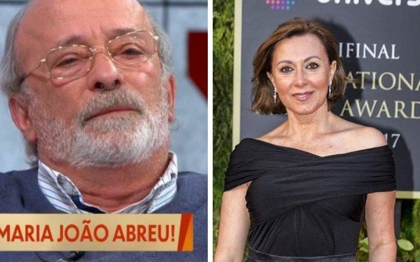Victor Espadinha revela sinais de alerta de Maria João Abreu