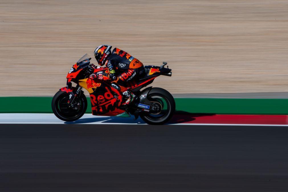Miguel Oliveira acredita que chuva pode ajudar a equilibrar contas no GP de França de MotoGP