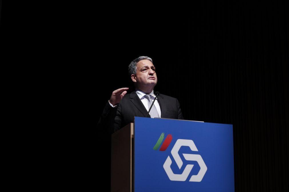 Farinha de Morais convidado para 'chairman' da CGD - Macedo