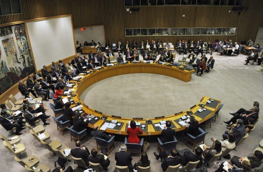 Médio Oriente: EUA querem reunião do Conselho de Segurança da ONU na próxima semana