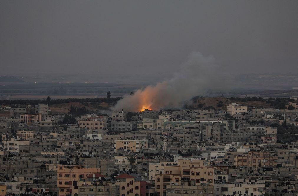 Médio Oriente: Soldados israelitas entraram na Faixa de Gaza