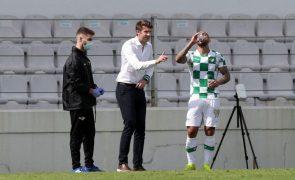 Moreirense tenta subir a lugar europeu na visita ao Sporting de Braga
