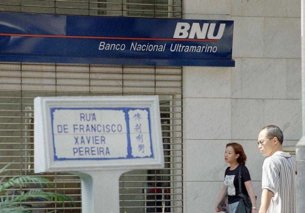 BNU em Macau com lucro de 11,3 ME no primeiro trimestre, menos 20,8% que em 2020