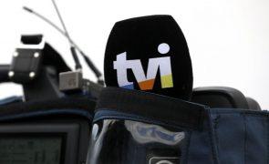 Rendimentos dos canais TVI caem 14% em 2020 para 113,6 ME