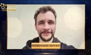 Guilherme Moura agradece nomeação para Troféus Impala de Televisão