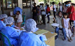 Covid-19: Timor-Leste regista segundo dia com mais casos desde o início da pandemia