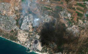 Israel rejeitou trégua com Gaza