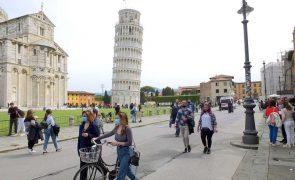 Covid-19: Itália termina a 'mini-quarentena' para turistas europeus