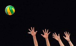 Portugal bate Geórgia e ganha alento na corrida ao Europeu feminino de voleibol