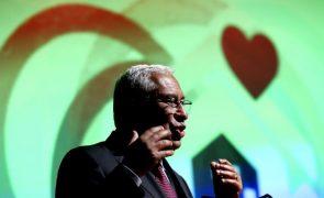 Covid-19: Costa acredita que Portugal vai chegar mais depressa