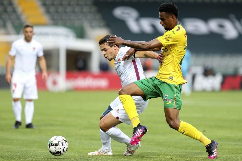 Gil Vicente vence em Paços de Ferreira e assegura manutenção na Liga NOS