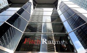 Fitch mantém 'rating' de Portugal em grau de investimento com perspetiva estável