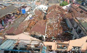 Pelo menos 10 mortos na China na sequência de dois tornados
