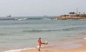 Covid-19: Multas nas praias ainda não podem ser aplicadas - Autoridade Marítima