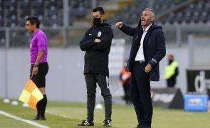 Ivo Vieira garante que Famalicão quer subir mais na tabela