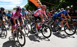 Victor Lafay acaba com jejum de 11 anos da Cofidis no Giro