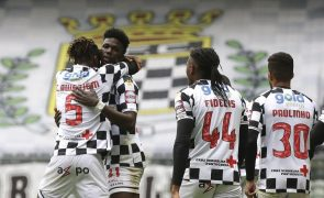 Boavista sai provisoriamente da zona de despromoção ao vencer Portimonense