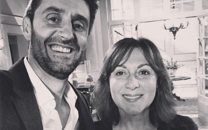 Maria João Abreu Daniel Oliveira conta história comovente ocorrida no velório da atriz