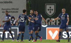 FC Porto assegura 2.º lugar da Liga NOS ao vencer na visita ao Rio Ave
