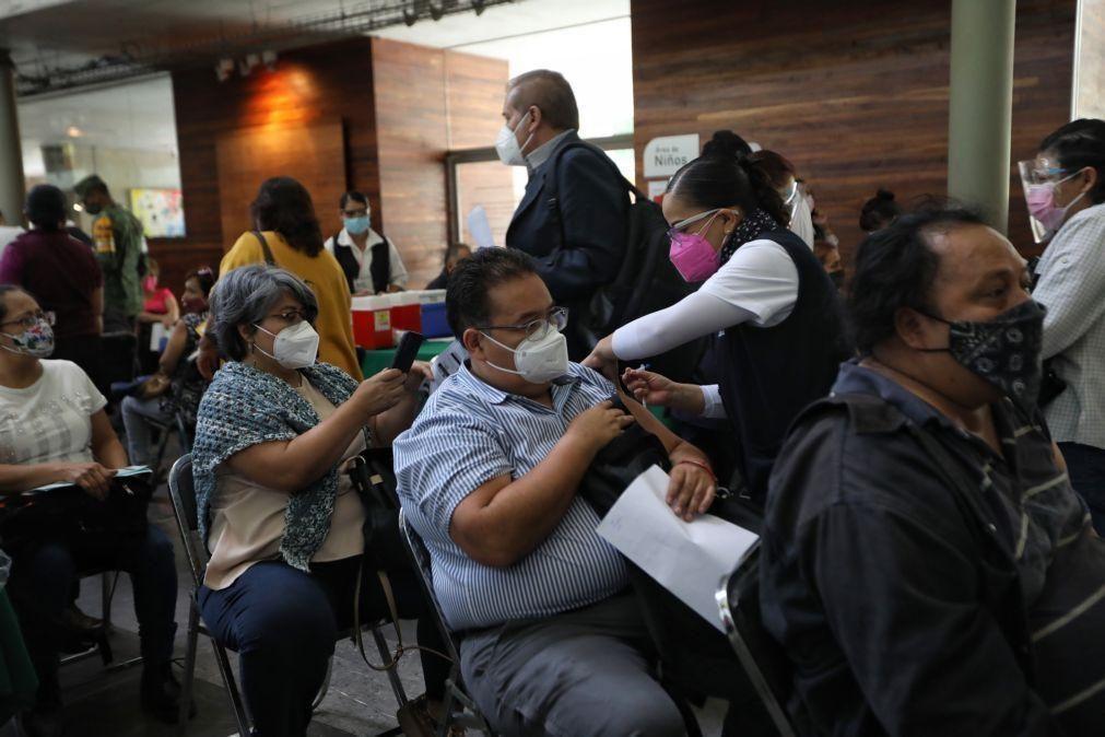 Covid-19: México com mais 225  mortos e 2.695 novos casos
