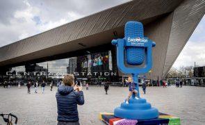 Quase 40 países competem no Festival Eurovisão da Canção a partir de terça-feira
