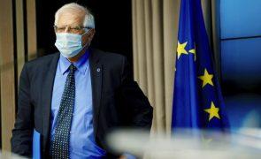 Médio Oriente: MNE da União Europeia reúnem-se de emergência na terça-feira
