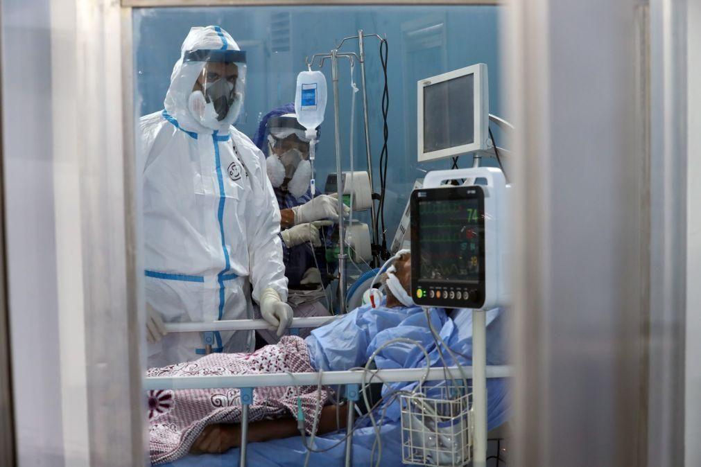 Covid-19: África com mais 271 mortes em 24 horas, num total de 125.930 óbitos